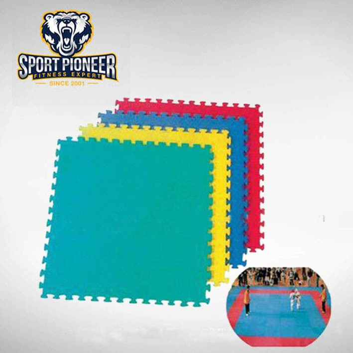 Gymnastics Karate Jigsaw Floor Mat