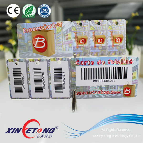Custom Printed Plastic Card Plus 3 Key Tags,China Manufacturer ...