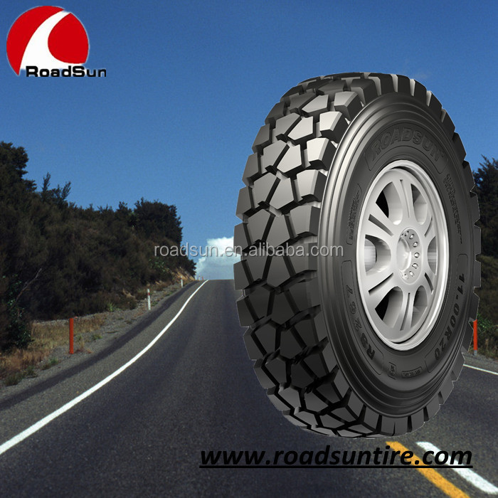 best chinese brand with good price tbr truck tires 10r20 rs267