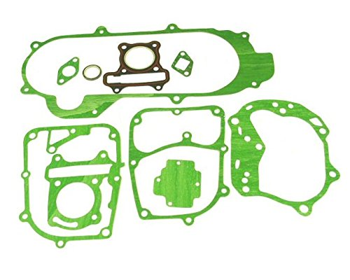 PCP - COMPLETE GASKET SET GY6 49cc 50cc QMB139 MOPED SCOOTER ROKETA PEACE ICE TANK