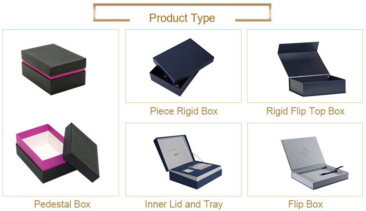 Wholesale luxury eco custom printed logo black shipping box packaging mailer corrugated box