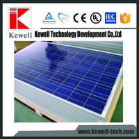 High Efficiency poly 300W best price per watt solar panels