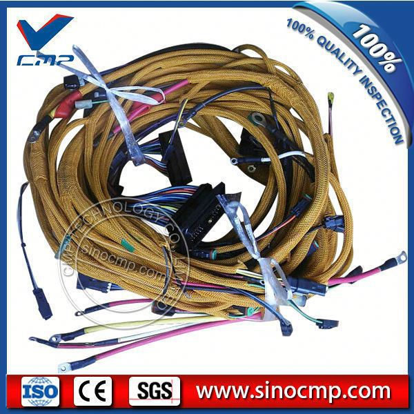external Excavator 320C cable wire harness