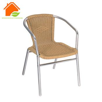 High Round Back Wicker Chair Child Size Wicker Chair