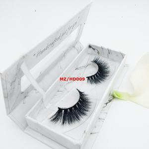dense cluster and charming luxury 3D mink eyelash