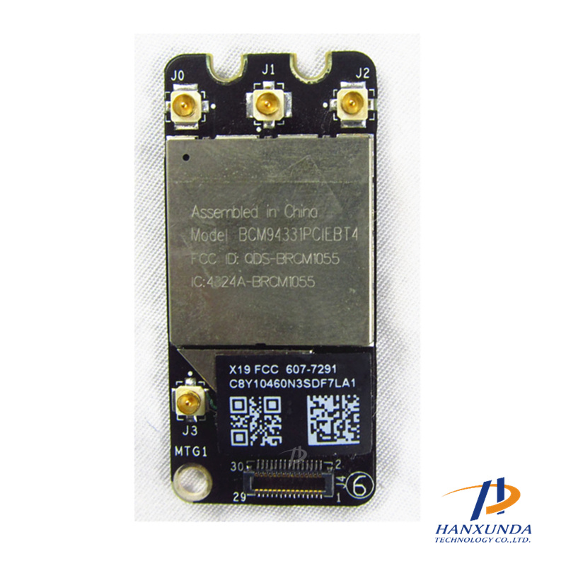 "Wholesale original 2011 wifi card for Pro 13"" 15"" A1278 A1286 Airport Bluetooth card"
