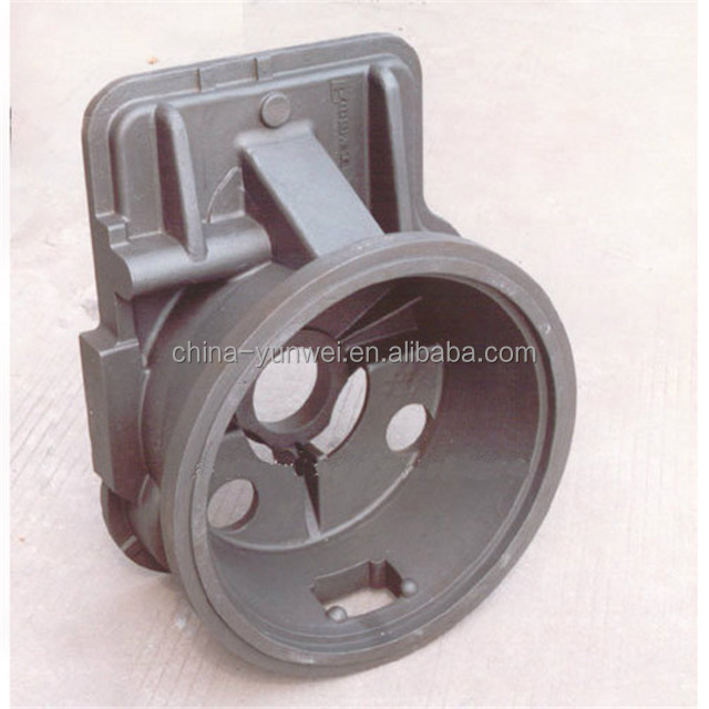 Precision OEM Customized Duktile Iron Casting Ggg50