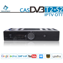 All-in-one HD TV Receiver DVB-S2&DVB-T2 & IPTV&OTT