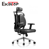 Antique luxury aluminium high back desk manager swivel boss pu leather executive office chair for office furniture manufacturer