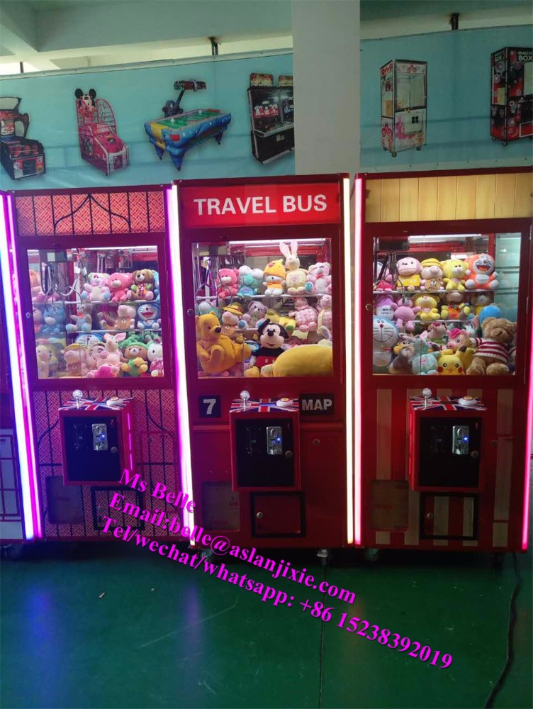 High Quality Durable Vending Toy Claw Game Machine