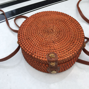 Rattan Round Bag Indonesia Rattan Round Bag Indonesia Suppliers And