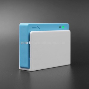 Encrypted Smart Mobile Magnetic Stripe Card Reader with Bluetooth Interface and Offer the Free SDK