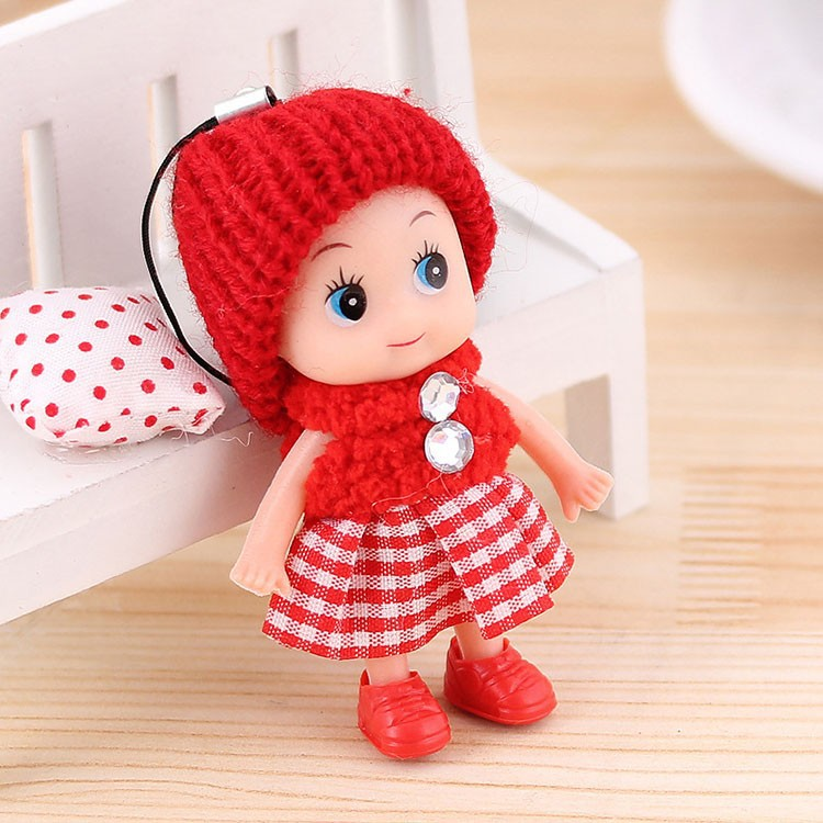 2016 New Kids Toys Dolls Soft Interactive Baby Dolls Toy Mini Doll