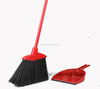 ITEM NO.0129A plastic garden cleaning angle Broom and Dustpan