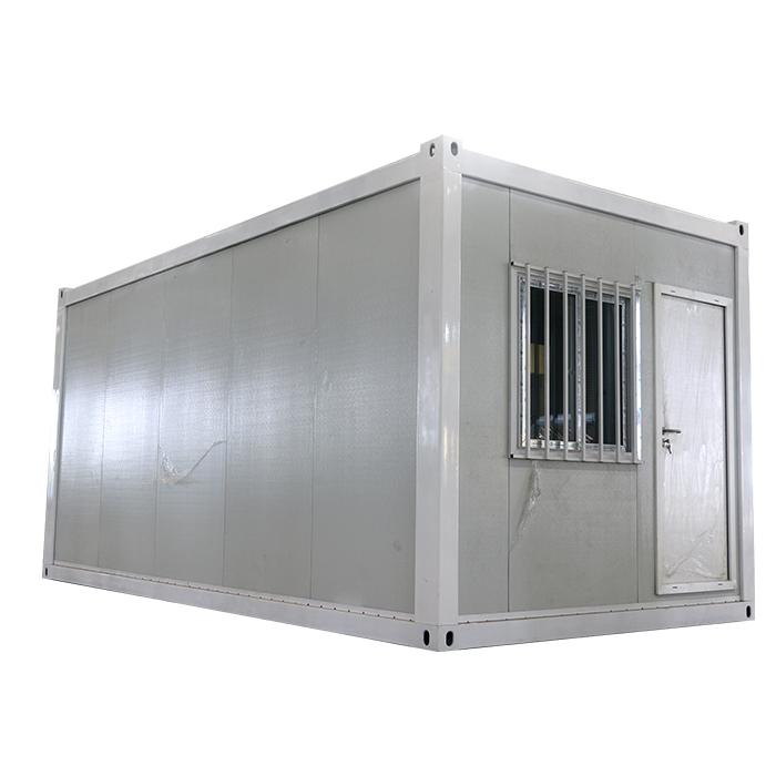 Erweiterbar flat-pack-versandbehälter haus für verkauf