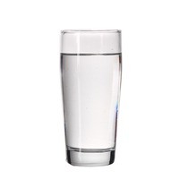 Sanzo Custom Glassware Manufacturer high quality wide mouth drinking glass cup wholesale