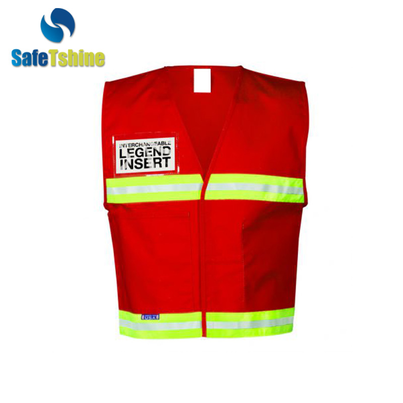 Good Reputation breathable walking reflective safety vest