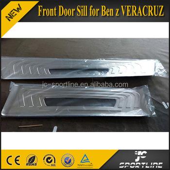 Steel Front Door Step Sill Scuff For Mercedes Ben Z Veracruz Buy
