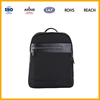 Popular Plain Style Nylon Material College Boys and Girls Schoolbag Backpack Casual Bag