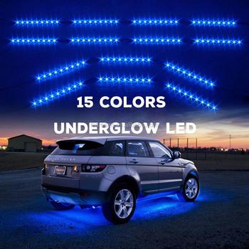 Latest Car Underbody Lights Kit Led Accent Light Car Decoration