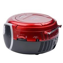Portable Bluetooth CD/MP3 CD Radio Boombox Speaker Player USB SD MMC Auxiliary Multimedia Player