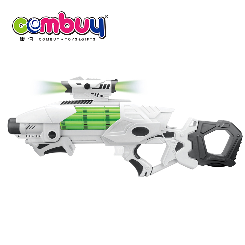 Newest kids play electric space toys soft bullet gun