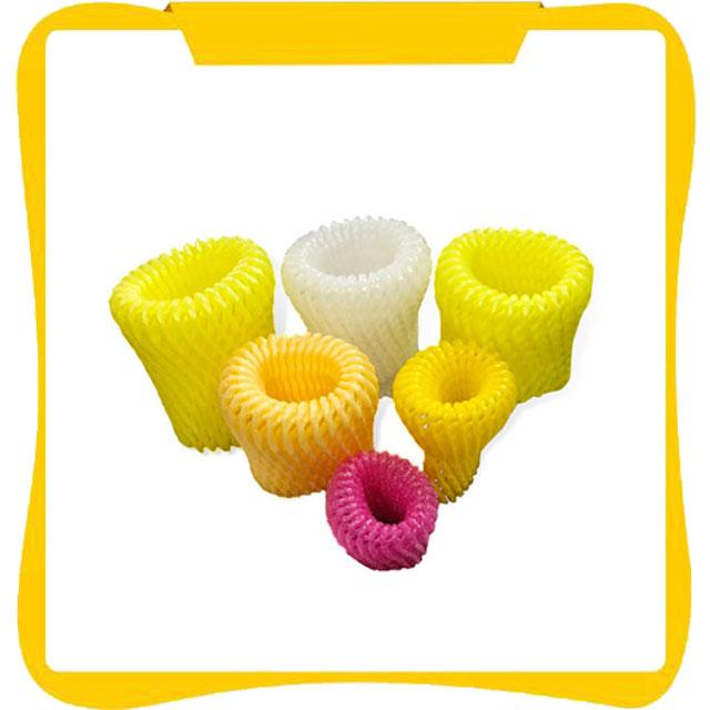 Guava imballaggio di protezione in schiuma manica net in grado alimentare tubolare