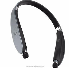 Suicen SX-991 Sport Bluetooth <span class=keywords><strong>Cuffie</strong></span> A Scomparsa Pieghevole Neckband Auricolare Senza Fili