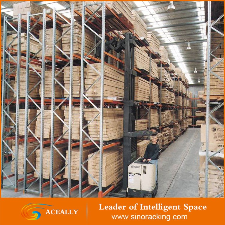 Factory Price Nanjing Double Deep Pallet Racking