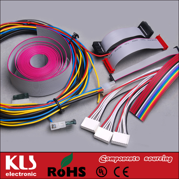 Good quality 68 pin ide flat cable UL CE ROHS 052 KLS brand