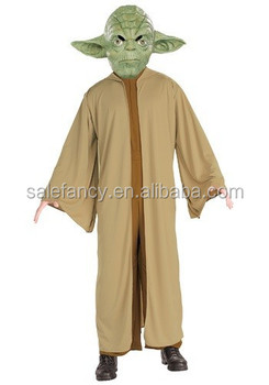 Cookie Monster Yoda Costume Easy Man Cosplay Costumes Buy Fast