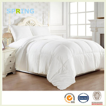 High quality 100% brushed polyester fabric Microfiber Quilts