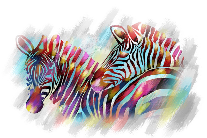 Zebra Wall Art zebra wall art, zebra wall art suppliers and manufacturers at