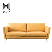 divan living room furniture blue wide fabric sofa modern two seat lounge suite fabric sofas