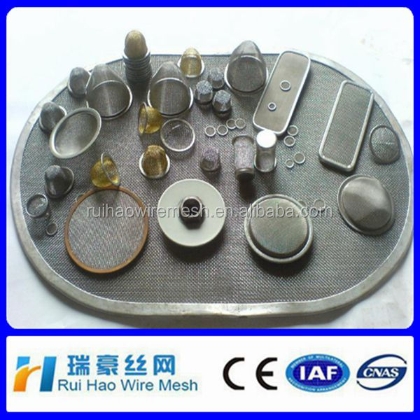 Perforated Metal Coffee Filter/metal Mesh Filter/metal Filter Disc ...