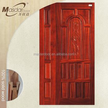 European Style Oversized Wood Entry Door For Room Buy Wood Door