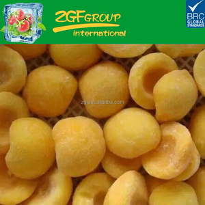 delicious fresh yellow peach at low price