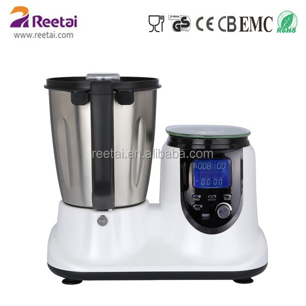 2019 All In One Thermo Blender Thermo Cooking Robot Kitchen Multifunction Robot Cooking Buy All In One Thermo Blender Thermo Cooking