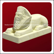 Classic Modern Decorative Stone Sphinx Sculpture