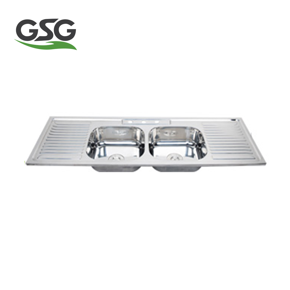 CE Approved SK-15050D Undermount Sink Stainless Steel Kitchen Sink For Kitchen