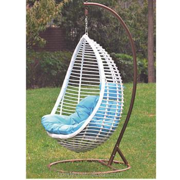 Outdoor Jhula Patio Garden Living Room Indoor Indian Adult Jhoola Swing Rattan  Wicker Hanging Egg Chair