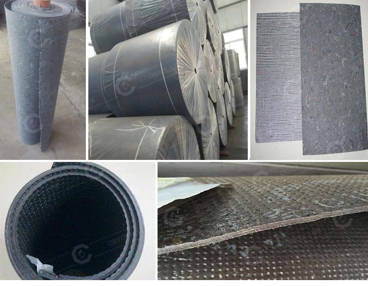 China Bitumen Impregnated Fiber Boards And Fiberglass