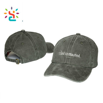 d66d0a734 Personalized Vintage Suede Baseball Caps Wholesale Custom Sports Dad Hat  Plain Distressed Women And Men Trucker Cap - Buy Plain Distressed Baseball  ...