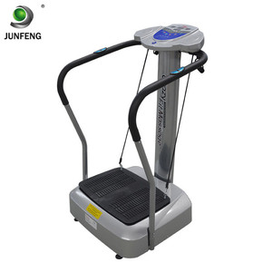 2000W whole body slimmer crazy fit massager vibration plate fitness machine