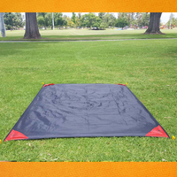 GBJY-1312 Logo And Size Customized Ristop Nylon Waterproof & Sand Proof Beach Blanket, Portable Camping Mat Folded Beach Mat