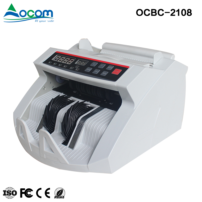 Professional Fake money Bill Cash Banknote Counter