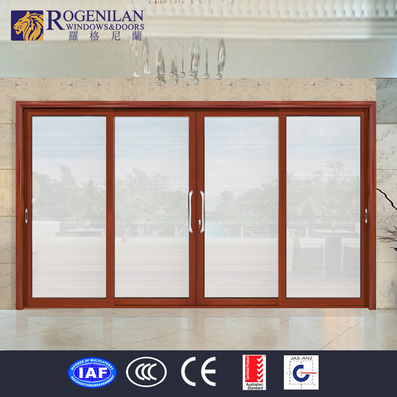 Rogenilan Exterior Commercial Large Size Tempered Glass Triple