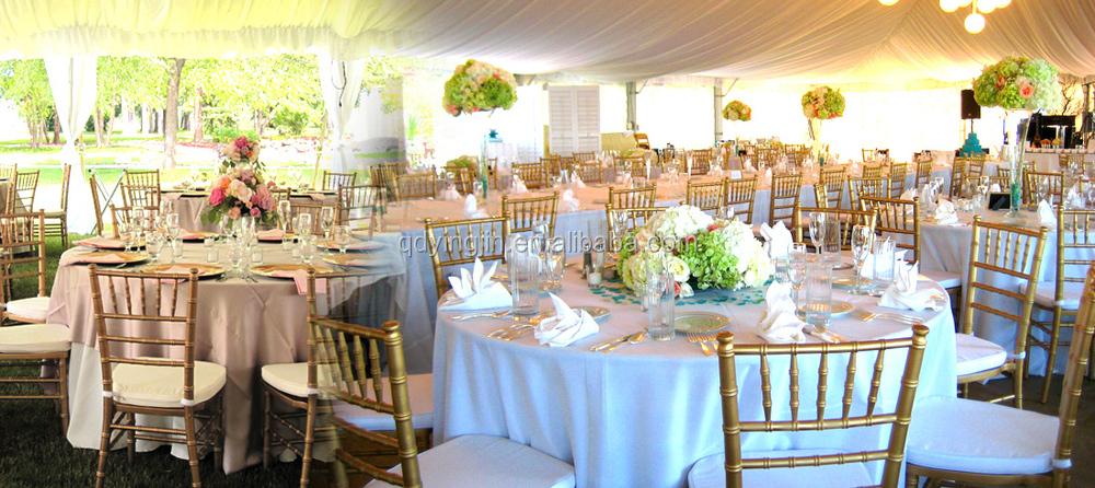 Hot White Wedding Chiavari Event Chairs For