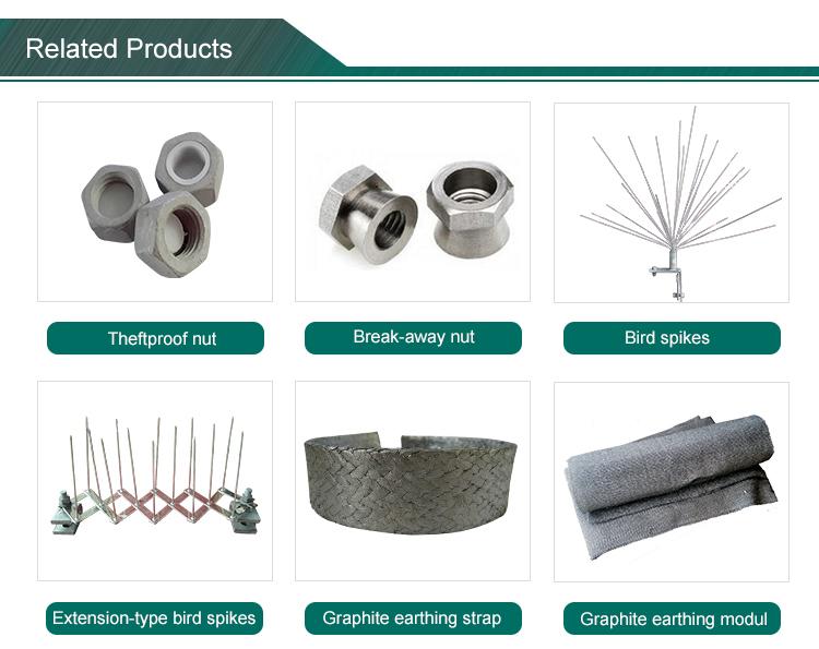 Bird Spikes For Overhead Transmission Line - Buy Bird Control,Bird  Repeller,Anti Bird Spikes Product on Alibaba com