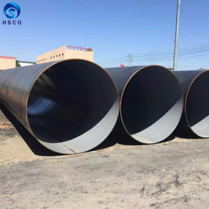 Line Pipe API 5L 1200mm diameter Oil Pipeline X42 Drill SSAW Steel Pipe